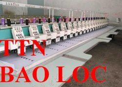 Nhận thêu vi tính trên mọi sản phẩm vải